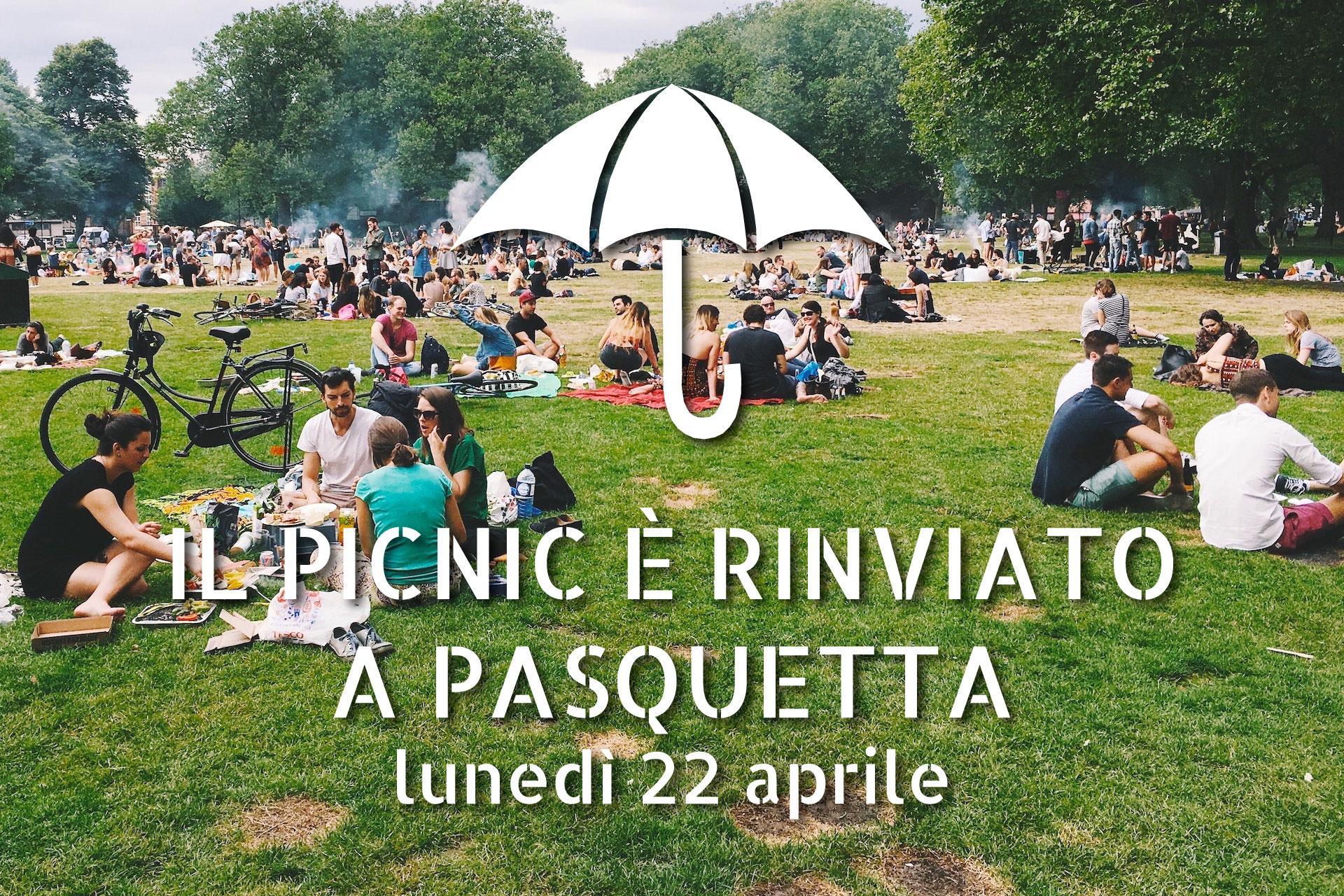 Corte del Ciliegio, domenica 14: Picnic nel Parco!