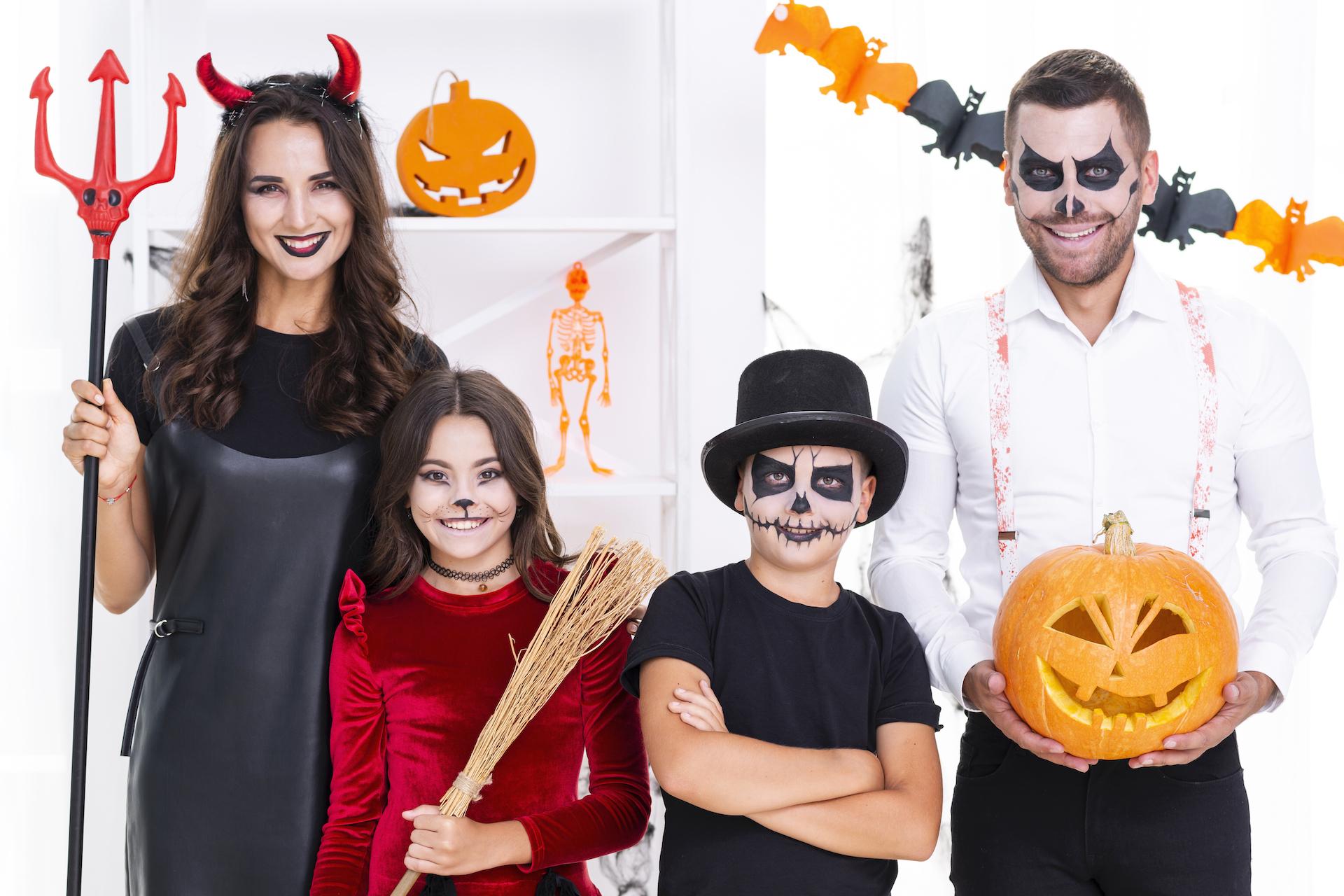Halloween alla Corte del Ciliegio